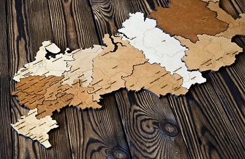 Карта пазл